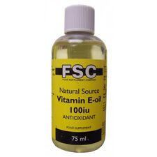 FSC Vitamin E-oil 100iu Antioxidant 75ml