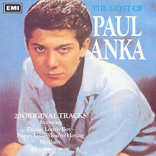 Paul Anka, Most of Paul Anka, Excellent Import