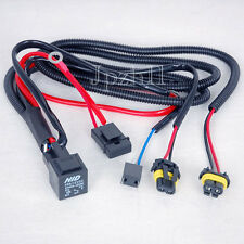 Car HID Xenon Headlight H7/H7R Bulbs Relay Fuse Wire Wiring Harness 35W/55W 12V