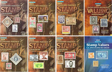 Scott Stamp Catalog 2009 6 Volume Complete set (6 eBOOKS)