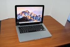 Apple MacBook Pro 13.3'' Core i7 2.9ghz 8gb Ram 750GB HD 2012 Fair Cond. WSM260