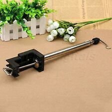 Clamp Flexi Shaft with Stand Rotary Grinder Stand Holder Hanger Tool for Dremel