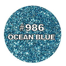 Natural Color Ocean Blue Edible Glitter 2g Cake toppers cupcake decorations