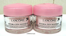 Lancome Hydra Zen Masque Anti-Stress Moisturising Overnight Serum Mask x 2 - New