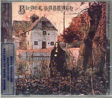 BLACK SABBATH FIRST ALBUM BLACK SABBATH SEALED CD NEW