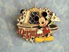 MICKEY MOUSE DREAM MAKER IN FRONT OF CONTEMPORARY HOTEL PIN ON PIN  WDW PIN NEW