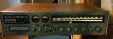 PANASONIC RE-8140 AM/FM Stereo RECEIVER w/8 Track Recorder Tested Working NR