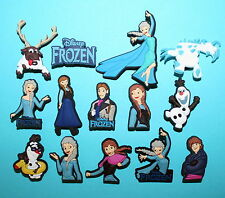14 Frozen Toy Decorations Cake Party Favours Loom Bands Piñatas Cake Toppers NEW