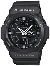Casio Men's G-Shock GA150-1A Black Resin Quartz Watch
