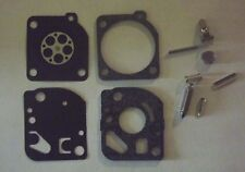 Zama style RB-64 carburetor kit Fits many Echo trimmers & brushcutters