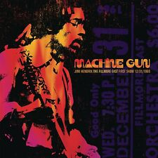 Jimi Hendrix - Machine Gun - New Double 180g Vinyl LP - The Fillmore East 1969