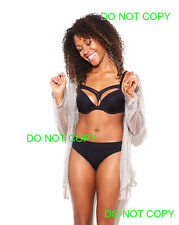 NICOLE BEHARIE - 8x10 Photo - SLEEPY HOLLOW - BRA & PANTIES