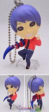 Tokyo Ghoul Swing Mascot PVC Keychain Gourmet Shuu Shu Tsukiyama SD Figure @8583