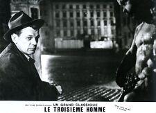 Photo Glacée Cinéma 23.5x30cm (1949) LE TROISIÈME HOMME (THE THIRD MAN) Cotten