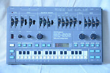Roland MC-202 MicroComposer analog synthesizer/sequencer overhauled TB-303 SH101