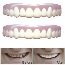 NEW (Set/2) Natural Imako Cosmetic Custom Teeth (Large) - Smile With Confidence