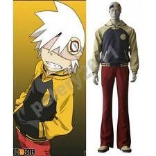 Soul Eater Evans Cosplay Costume