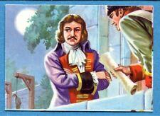 I GRANDI DELLA STORIA - Figurina/Sticker n. 261 - VIAGGIO IN EUROPA -Rec
