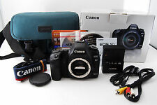 Canon EOS 5D Mark II 21.1 MP Digital SLR Camera Black  from Japan 115