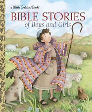 Little Golden Book: Bible Stories of Boys and Girls by Christin Ditchfield...
