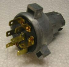 1968-1969 Chevy Corvair Ignition Switch