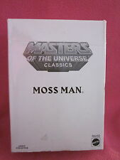 Moss Man MOTU Classic R6250 Sealed Masters Of The Universe Classics