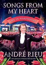 "ANDRE RIEU - SONGS FROM MY HEART ""LIVE"" IN MAASTRICHT: DVD (2005)"