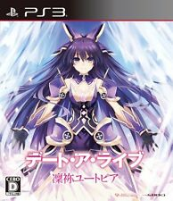 Used PS3 Date A Live: Rine Utopia Regular Edition Japan Import