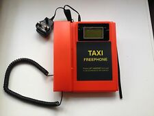 RED GSM Taxi Free Phone FreePhone Autodial Hotdial Telecom 500 No Button Version