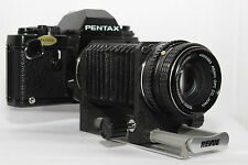 PENTAX K Revue SOFFIETTO di PROLUNGA MACRO Bellows Innesto PK per Close Up |