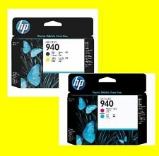 Tête d'impression set HP 940 c4900a + c4901a Officejet pro 8000 8500 sep 2017