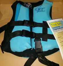 Cv competition zone child life jacket
