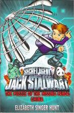 JACK STALWART PUZZLE OF MISSING PANDA CHINA Elizabeth Singer Hunt New! paperback