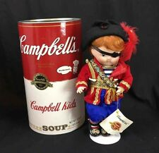 Campbell Soup Kids The Pirate Porcelain Doll At Play Sailor 1995 Figurine CK-48