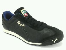 PUMA Retro Roma 68 Black Leather/Suede Mens Shoes Sneakers US 9 UK 8 EU 42 RARE