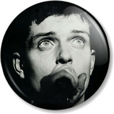 "Ian Curtis Joy Division Singer 25mm 1"" Pin Button Badge Band New Wave Electronic"