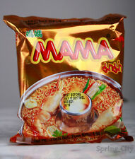 Mama Shrimp Creamy Tom Yum (30 pack) Instant Ramen Noodles 1.9oz US Seller