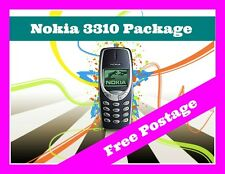 •INDESTRUCTIBLE• Unlocked Nokia 3310 Mobile Cell Phone