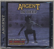 ARGENT-IN DEEP  CD NEW
