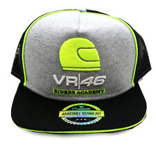 Valentino Rossi VR46 Riders Academy Moto GP Trucker Cap Official 2016
