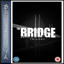 THE BRIDGE TRILOGY - COMPLETE SEASONS 1 2 & 3   *BRAND NEW BLU-RAY BOXSET***