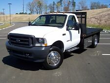 Ford: F-450 POWERSTROKE DRW DUALLY TURN KEY SERVICED A HD F350