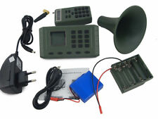 Outdoor Hunting Bird Caller Mp3 Player Speaker Sound encryption + Remote control