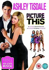 Picture This Ashley Tisdale, Robbie Amell, Kevin Pollak, Shenae NEW UK R2 DVD