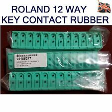 Roland Key rubber contact 22185247 KR1070 370 375 4300 570 575 MP-300 XV-8 12WAY