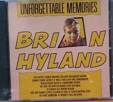 Brian Hyland: Unforgettable Memories   CD   BRAND NEW  DB1859