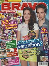 BRAVO 32/01.08.2012 HEFT KOMPLETT Poster Batman III , THE BEATLES, Adele