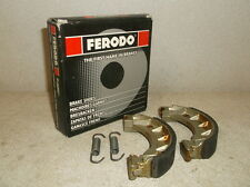 Ferodo FSB910 Front Brake Shoes for Beta, Fantic, Piaggio and Rizzato Scooters
