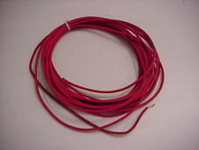 Red Test Lead Wire 18-1 5Kv, 25 Feet - New