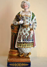 Jacob petit, france, figurine en porcelaine